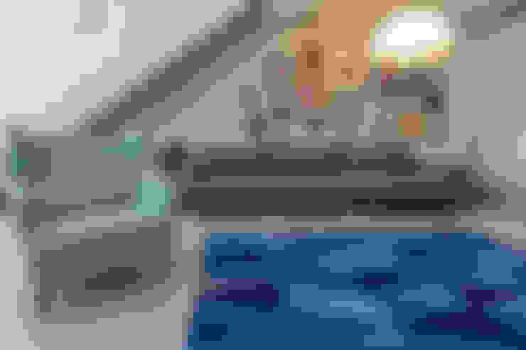 Casado Chef: Salas de estar  por Barbara Dundes | ARQ + DESIGN