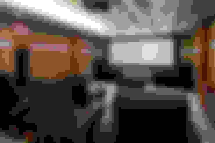 غرفة الميديا تنفيذ ItalProject