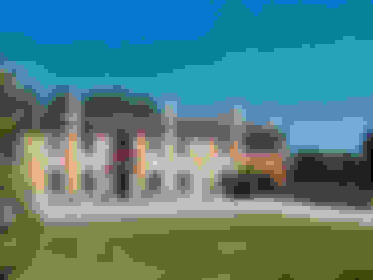 منازل تنفيذ Studio Rossettini