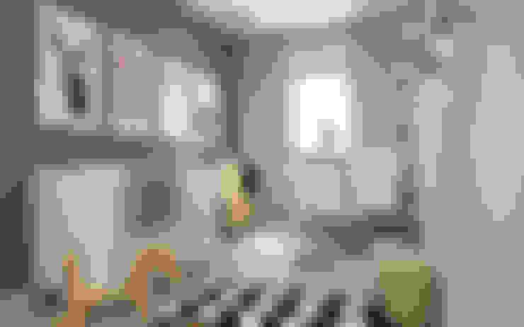 Детские комнаты в . Автор – DOMagała Design