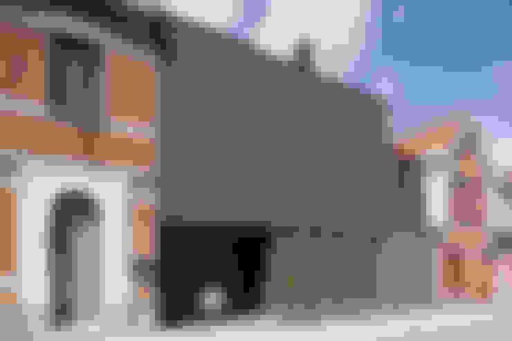 Houses by das - design en architectuur studio bvba