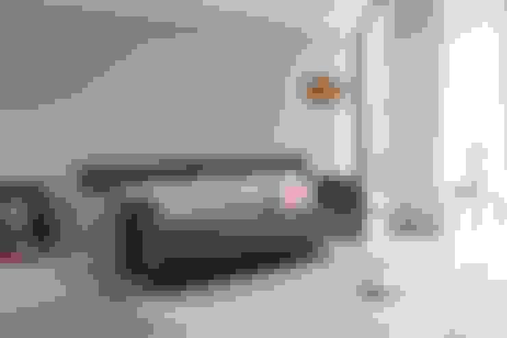 Kris:  Woonkamer door Label | van den Berg