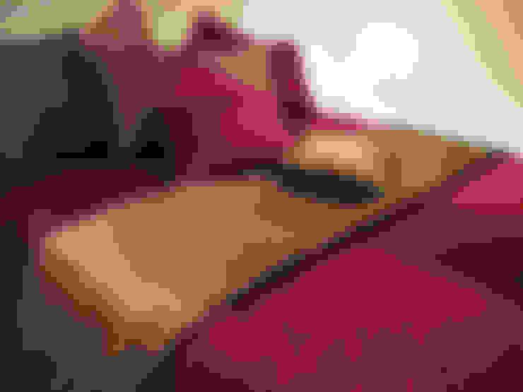 Bedroom تنفيذ Nitin Goyal London