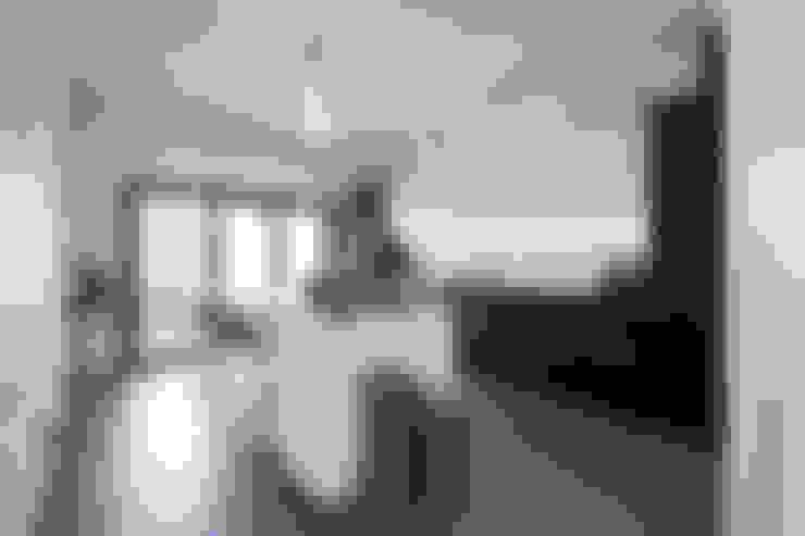 Keuken door agence MGA architecte DPLG