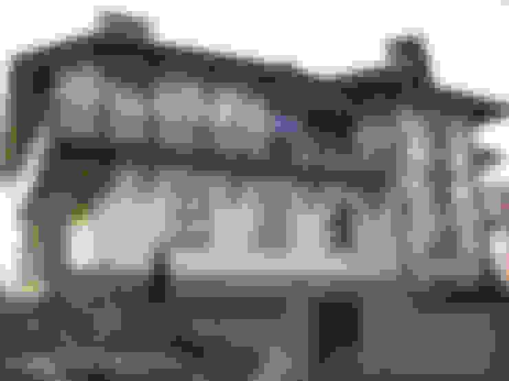 Коттедж под Троицком:  в . Автор – Архитектор Михаил Кузин