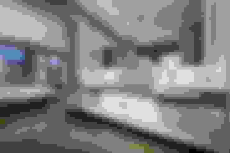 حمام تنفيذ Moda Interiors