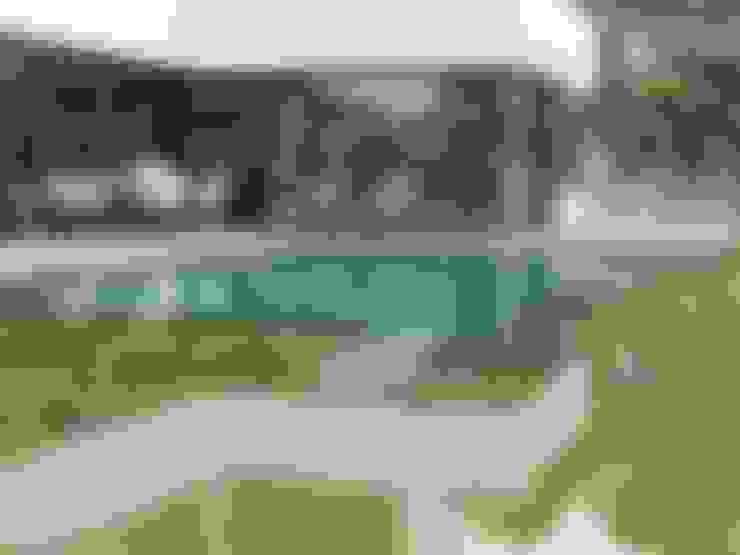Nagelschmitz Garten- und Landschaftsgestaltung GmbH:  tarz Bahçe