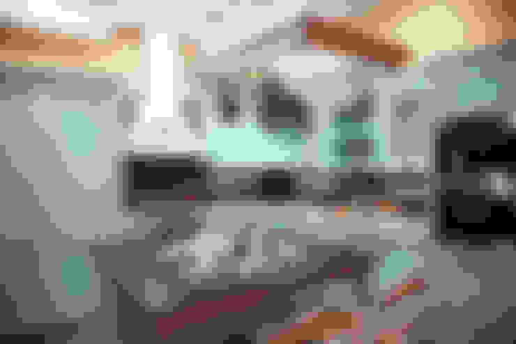 Кухня-столовая.: Кухни в . Автор – Мария Остроумова