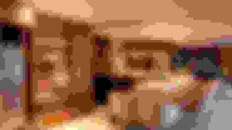 Residência de Praia - Atlântida/RS: Cozinhas  por Arquitetura INN