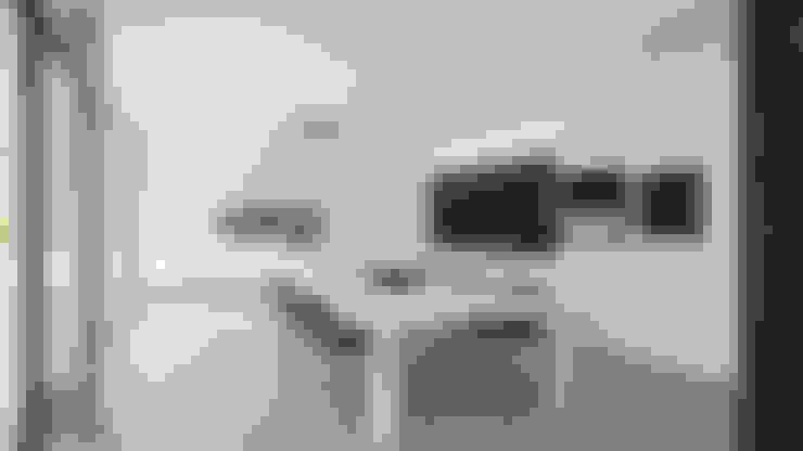 Kitchen by Lab32 architecten