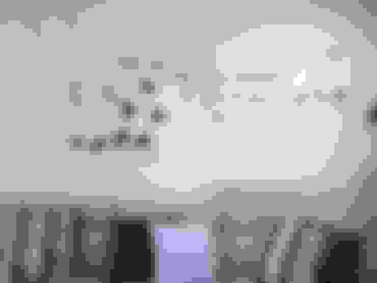 جدران وأرضيات تنفيذ studio radicediuno