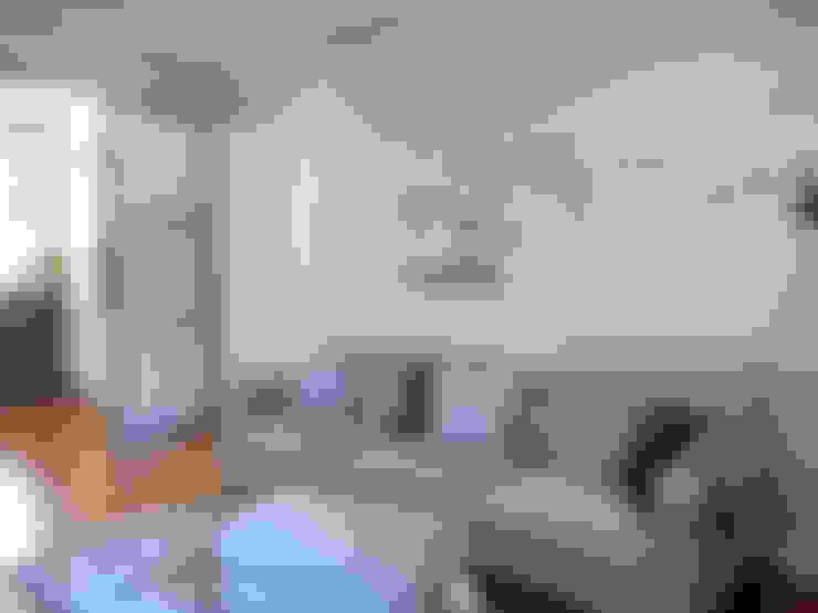 Salon de style  par studio radicediuno