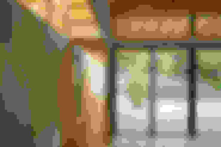 客廳 by 松島潤平建築設計事務所 / JP architects