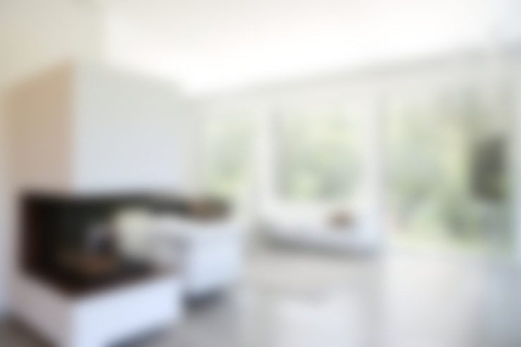 2P-raum® Architekten:  tarz Oturma Odası