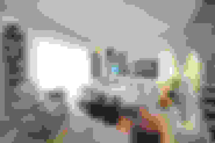 Michele Moncks Arquitetura:  tarz Oturma Odası