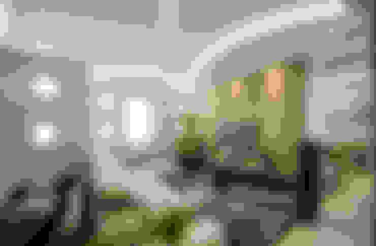 Apartamento Indaiatuba: Salas multimídia  por Designer de Interiores e Paisagista Iara Kílaris