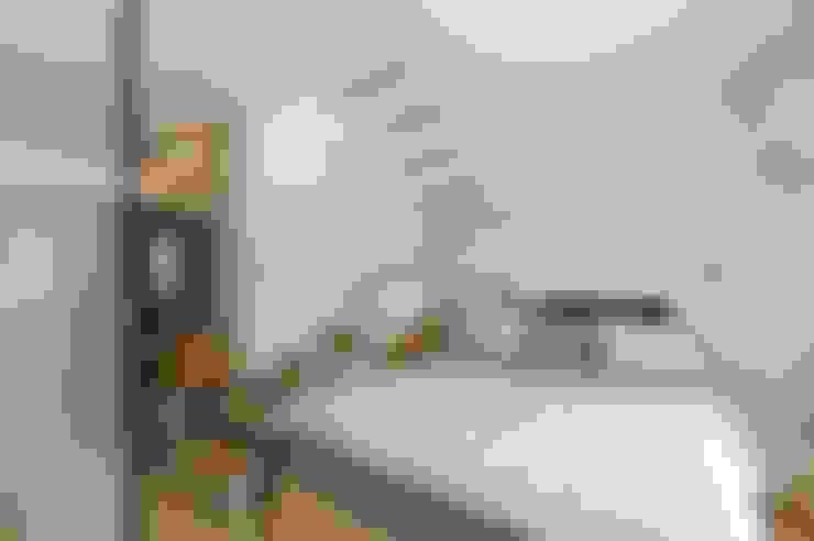 Bedroom by 제이에이치와이 건축사사무소