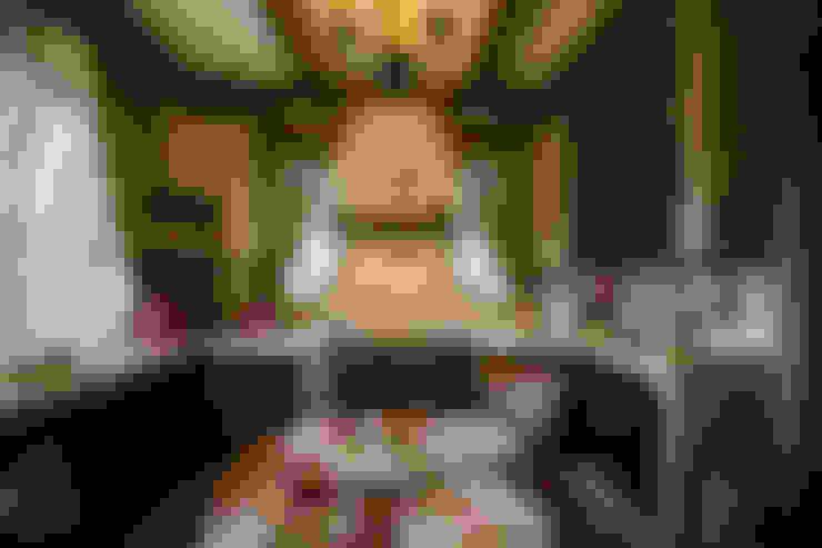 ИНТЕРЬЕР В СТИЛЕ КАНТРИ: Кухни в . Автор – Студия интерьерного декора PROSTRANSTVO U