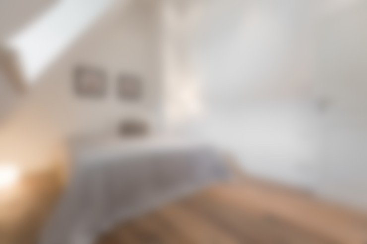 Immofoto-Sylt:  tarz Yatak Odası