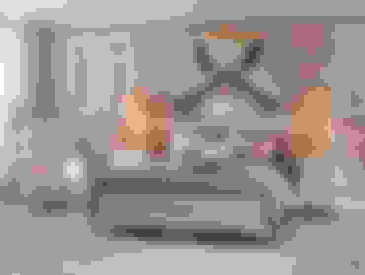 غرفة نوم تنفيذ Sonmez Mobilya Avantgarde Boutique Modoko