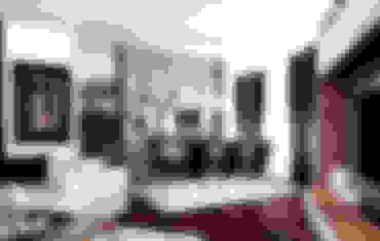 غرفة السفرة تنفيذ GN İÇ MİMARLIK OFİSİ