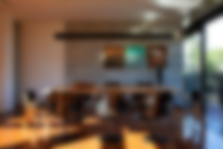 Casa | LM |: Salas de jantar  por Marcos Bertoldi
