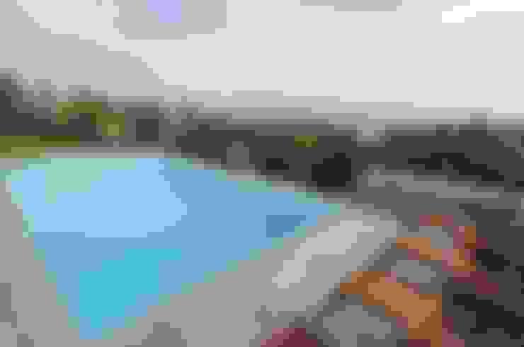Pool by CARLO CHIAPPANI  interior designer
