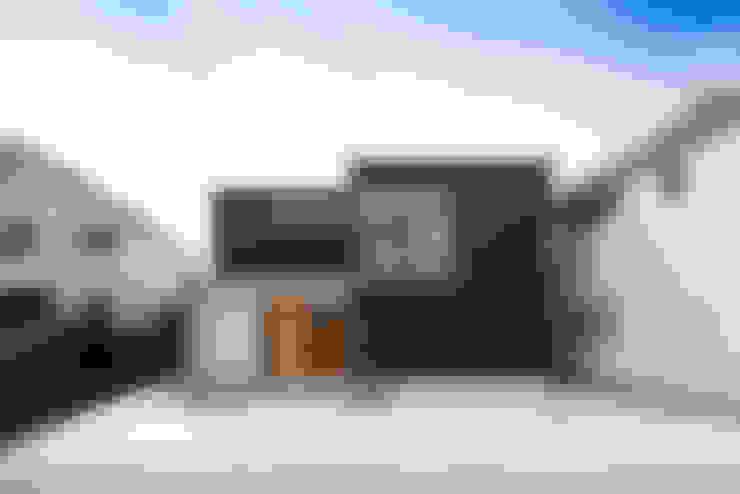 Дома в . Автор – 一級建築士事務所 想建築工房