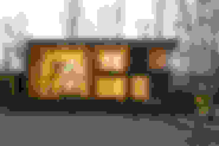 ДОМ В ПОСЕЛКЕ ПОЛИВАНОВО: Дома в . Автор – ALEXANDER ZHIDKOV ARCHITECT