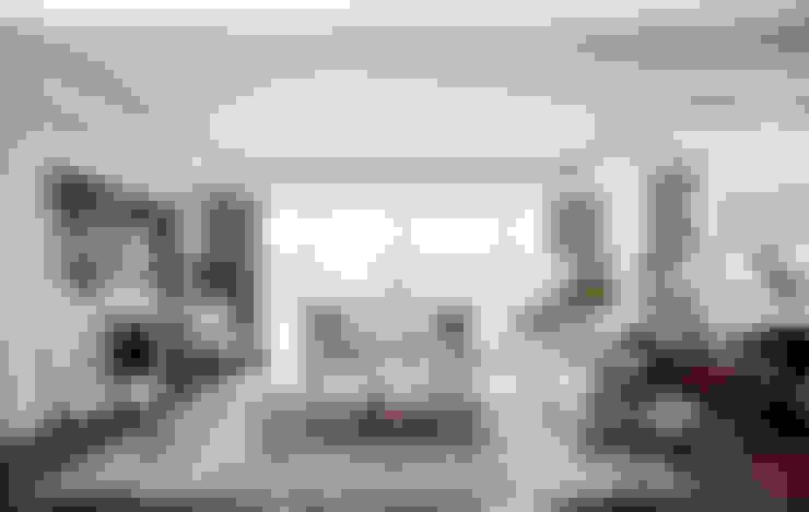Kerim Çarmıklı İç Mimarlık – Çubukluvadi Evi :  tarz Oturma Odası