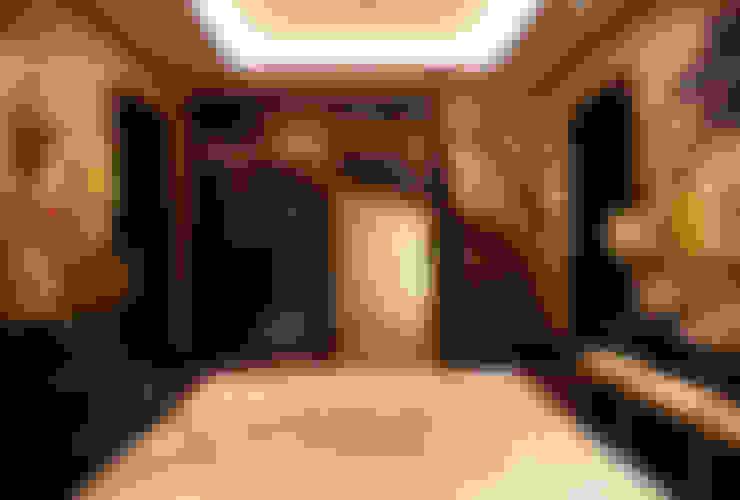 Kerim Çarmıklı İç Mimarlık – D.M.U. ARNAVUTKÖY EVİ II :  tarz Koridor ve Hol