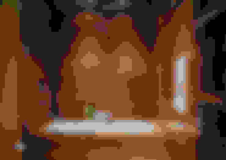 Kerim Çarmıklı İç Mimarlık – D.M.U. ARNAVUTKÖY EVİ II :  tarz Banyo