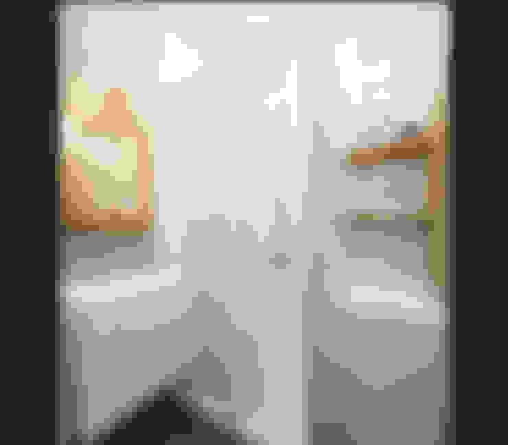 IK-architects의  욕실