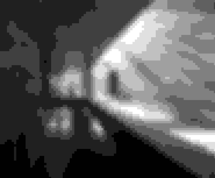 Ingresso & Corridoio in stile  di ADF Architects