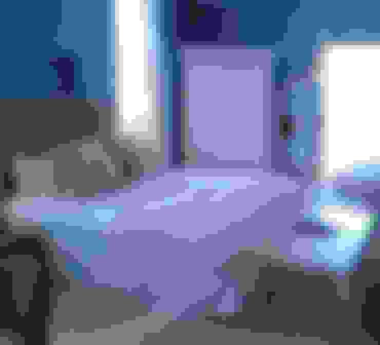 Sanfte Blautöne für das Schlafzimmer