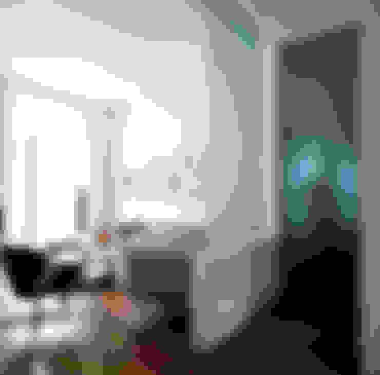 ห้องนั่งเล่น by Jonathan Clark Architects