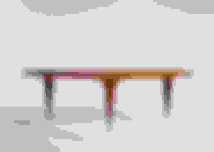 Aparador Cello Estudio Terpins: Sala de estar  por Maiora Design Furniture