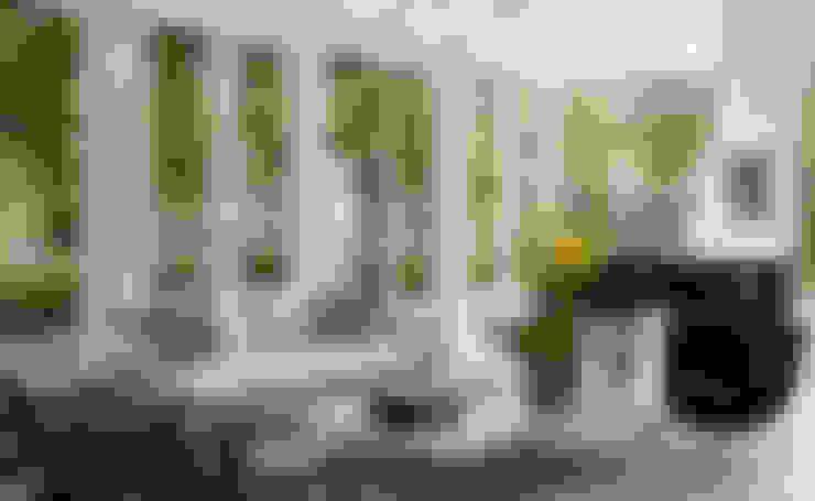 CSDA Arquitetura e Interiores의  실내 정원
