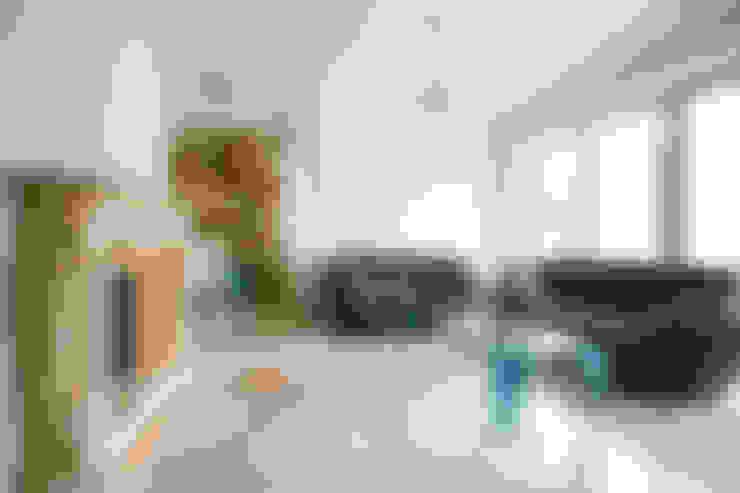 Living room تنفيذ Anna Buczny PROJEKTOWANIE WNĘTRZ