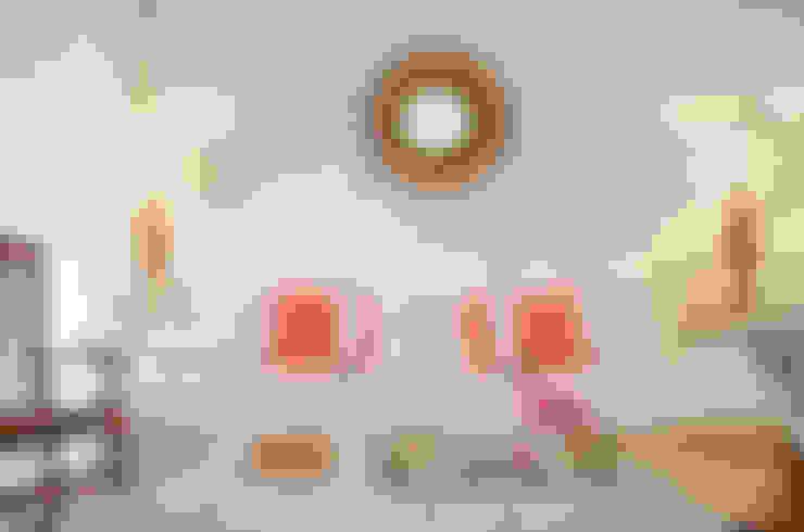 Salas / recibidores de estilo  por Catarina Batista Studio