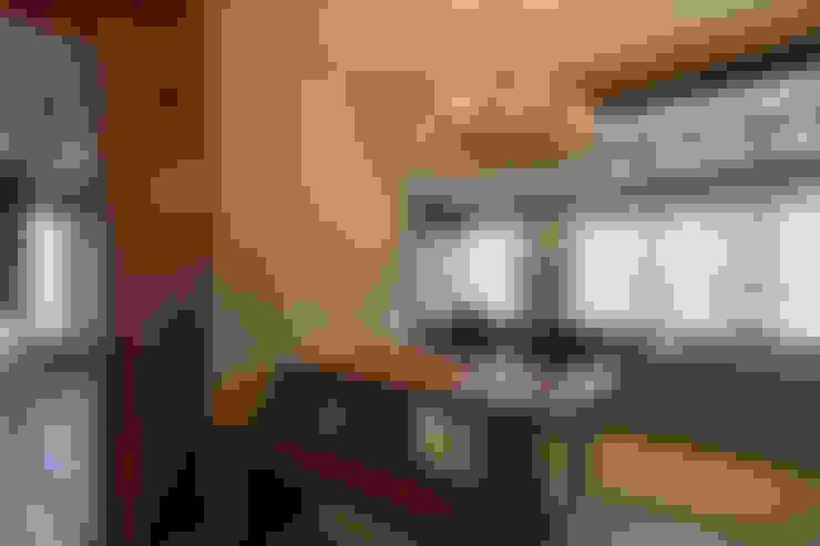 Comedores de estilo  por Studiodwg Arquitetura e Interiores Ltda.