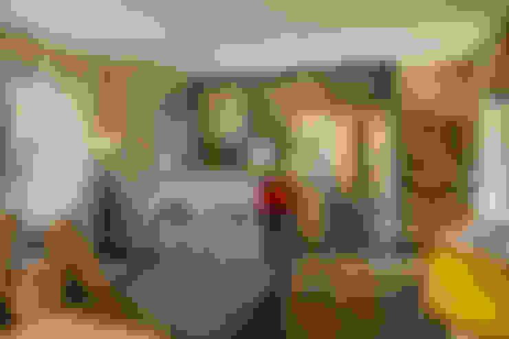 Cocinas de estilo  de Studiodwg Arquitetura e Interiores Ltda.