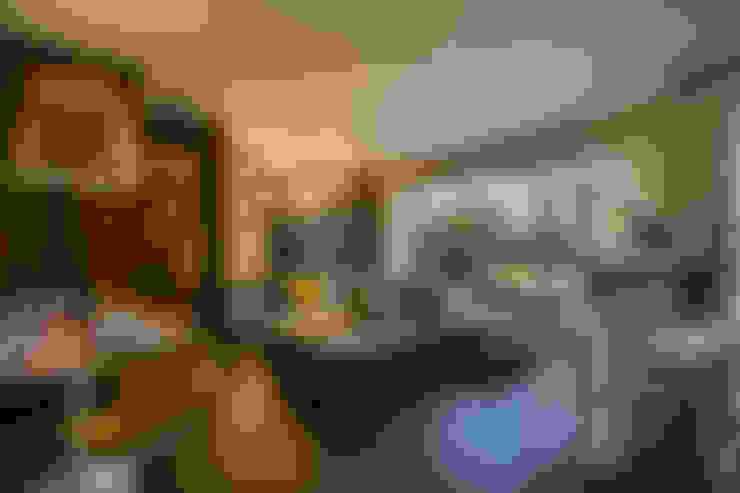 Гостиная в . Автор – Studiodwg Arquitetura e Interiores Ltda.