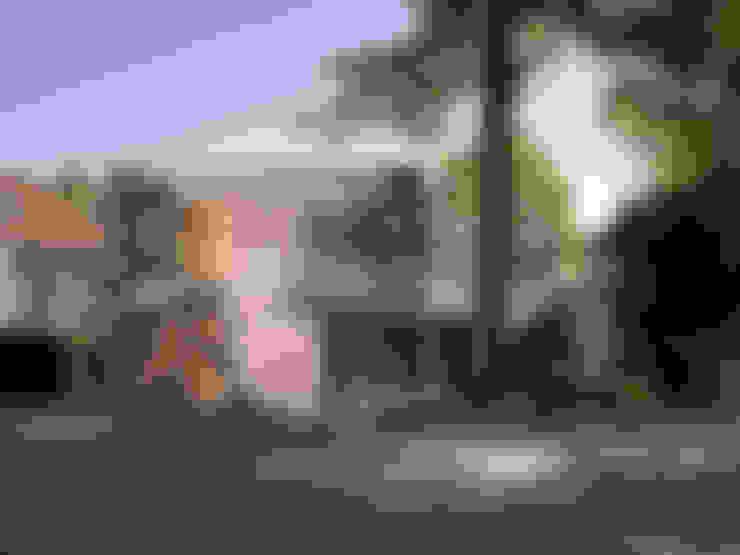 Casas de estilo  por KITZMANN ARCHITEKTEN