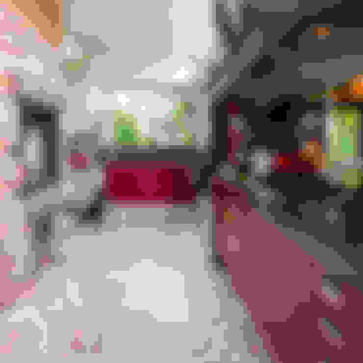 Cocinas de estilo  de Camila Tannous Arquitetura & Interiores