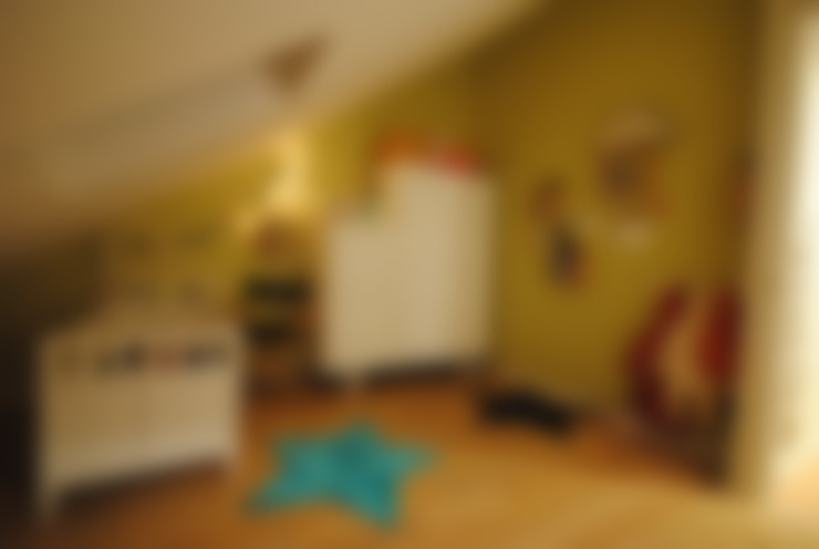 Architecture 3j:  tarz Çocuk Odası