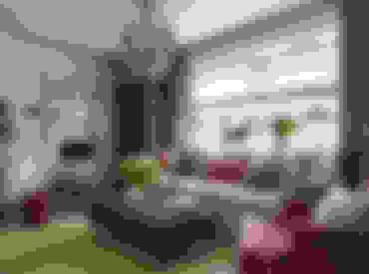 Гостиная: Гостиная в . Автор – Chdecoration