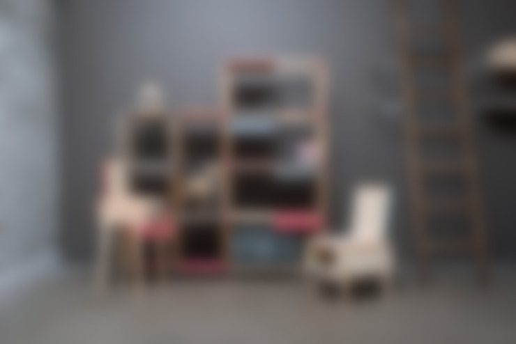Sala de estar  por Baltic Design Shop