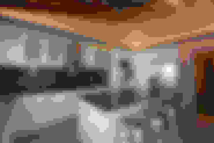 Cozinhas  por kababie arquitectos