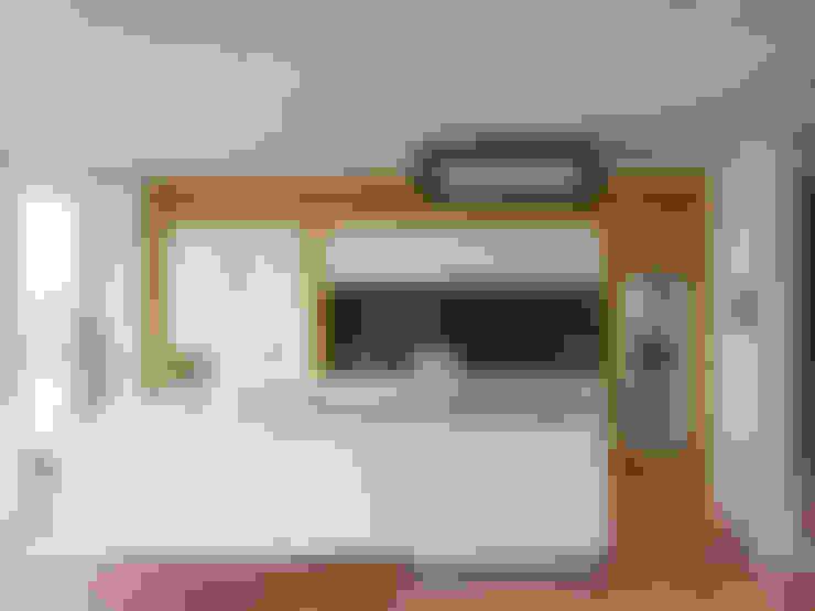 مطبخ تنفيذ AMP Architekten